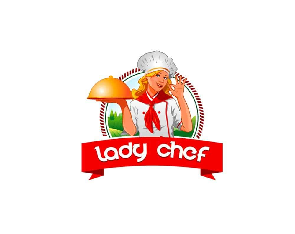 lady chef logo design ideas - photo #33